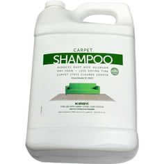 kirby carpet shampoo allergen control formula lavender scent 1 gallon amazon