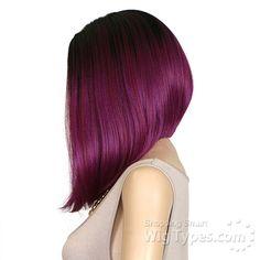 Affordable versatile bob wig freetress equal trixie - Michelle diva futura ...