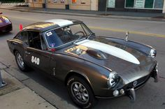 Triumph GT6 with spitfire engine