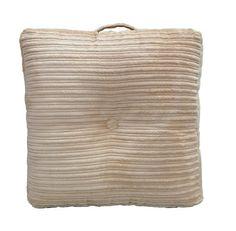 Elements Hi-Lo Plush Cord Oversized Floor Cushion, Sand E... https://smile.amazon.com/dp/B00B7FDXTW/ref=cm_sw_r_pi_dp_x_XIPaAbZCFH8V9
