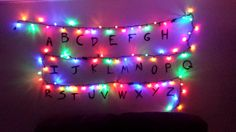 stranger things christmas decoration