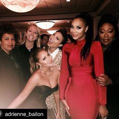 Nominated for 4 daytime Emmys... I ran into ALL of my favorite daytime soap stars and producersI thank GOD for the amazing rooms he allows me to see for myself #wonthedoit  the BEST part I get to share them with my loves #mygirls by tamarbraxtonher