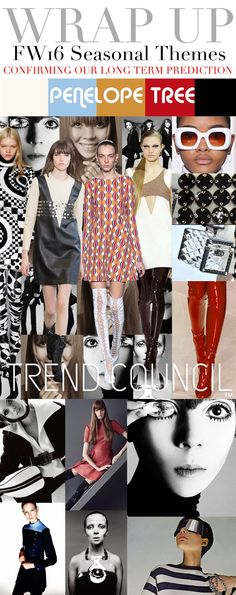 TRENDS AND TENDENCIES FALL | WINTER 2016