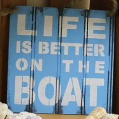 Life is better on the #boat!  #boating #yachting #houseboats