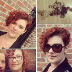 Twenty Curly Asymmetrical Pixie Hairstyles | Hairstyles