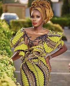 African Attire, African Wear, African Women, African Outfits, African Clothes, Beautiful Ankara Styles, Trendy Ankara Styles, African Inspired Fashion, African Print Fashion