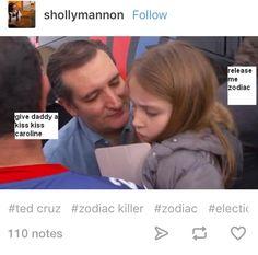 e9de87558ff1c3c4109cfe68c78f8e9e the memes dankest memes ted cruz is the zodiac killer danks pinterest memes, meme