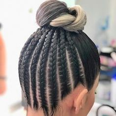 Beautiful and we have the greatest variety of for all occasions we are waiting for you . Black Ponytail Hairstyles, Baddie Hairstyles, Pretty Hairstyles, Girl Hairstyles, Braided Hairstyles, Curly Hair Styles, Natural Hair Styles, Shaved Hair Designs, Edges Hair