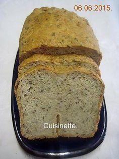 La meilleure recette de Pain aux céréales en machine à pain.! L'essayer, c'est l'adopter! 5.0/5 (1 vote), 4 Commentaires. Ingrédients: 720 gr de farine aux céréales. 35 cl d'eau chaude. 2 sachets de levure spécial pain. 2 c à café de sel fin = 10 gr.