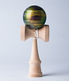 Sweets Kendamas - Japanese Game of Strategy and Focus, made in the USA. SmallforBig.com