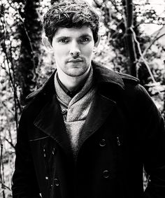 Colin Morgan as DS Tom Anderson (The Fall S2)