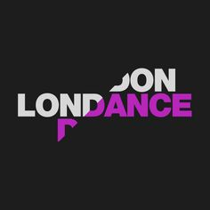 London Dance branding  website concepts by Ricky Steven