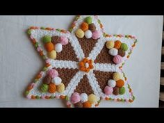 YouTube Crochet Necklace, Crochet Hats, Youtube, Stuff To Buy, Pot Holders, Candy, Knitting Hats, Youtubers, Youtube Movies