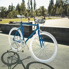 Birota Hammer Eloxiert Bike by Fixie Fever #MONOQI