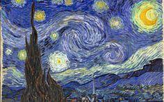 La notte stellata di Van Gogh