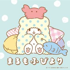Just in! The newest Sanrio character -- Feb 2017 (*^▽^*)