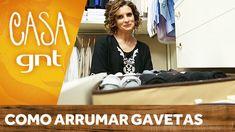 Como organizar roupas íntimas na gaveta | Micaela Góes
