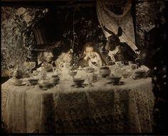 Alice and tea, Telepnev