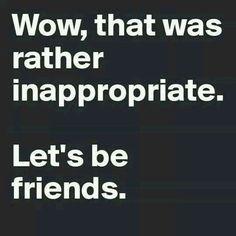 Gotta have crazy friends! So much fun!