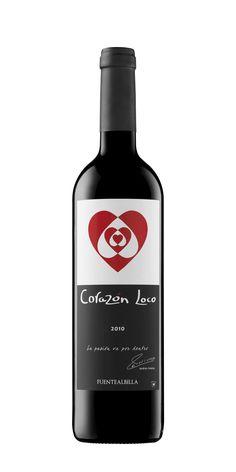 Corazón Loco Tinto 2011 de $6.72 (4,95€)