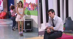 Violetta y Pablo