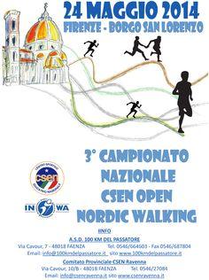 Csen Open Nordic Walking
