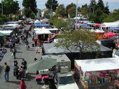 Berkeley Flea Market, BERKELEY/EAST BAY 1937 Ashby Ave., Berkeley, CA 94703 | Every Saturday & Sunday 7:00 AM – 7:00 PM | FREE #SAN FRANCISCO BAY AREA FLEA MARKETS