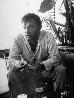 """The more I study religions, the more I am convinced that man never worshiped anything but himself."""" -Richard Burton"""