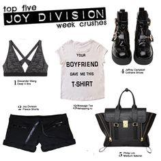 Joy Division Week Favorites