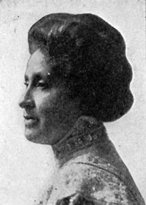 "On July 21, 1896, At The 19th Street Baptist Church In Washington, DC, The National Association Of Colored Women Was Formed By A Merger Of The National Federation Of Afro-American Women And The Colored Women's League. Mary Church Terrell, A DC School Board Member At The Time, Was Elected Its First President And The Organization Adopted The Slogan, ""Lift As We Climb."" Read More, In Today's BLACK IN TIME Blog!! http://www.blackintime.info/black-in-time-a-moment-in-our-history/mary-terrell"
