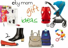 LAST MINUTE GIFTS for a city mom @STOKKE® #gifts #giftideas