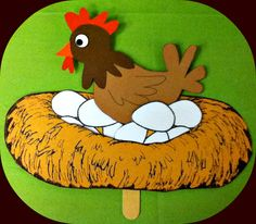 Storytime ABC's: Storytime Crafts: Reversible FUN!
