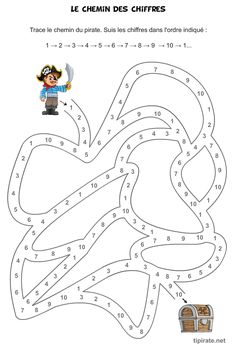 Pirate Activities, Fall Preschool Activities, Preschool Worksheets, Preschool Crafts, Pirate Birthday, Pirate Theme, Free Board Games, Kids Learning, Education