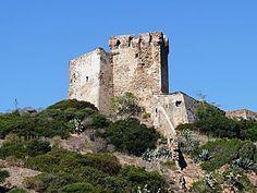 La tour génoise de Girolata