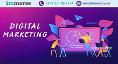 Immerse Digital Solutions is a Dubai based digital marketing service provider. Get the best quality SEO, SMO services from Dubai Digital Marketing Agency at a reasonable price to rank your website on the first page of the search engine. Media Web, Companies In Dubai, Shake Hands, Target Audience, Digital Marketing Services, Search Engine, How To Introduce Yourself, Web Design, Social Media