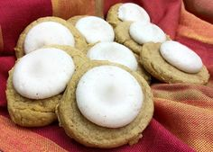 Just because you eat low carb doesn't mean you can't enjoy pumpkin. Theselow carb Pumpkin cream cheese cookies are the perfect taste of fall.
