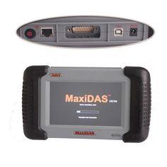 Original Autel MaxiDAS DS708 French+English Version One Year Free Update Online