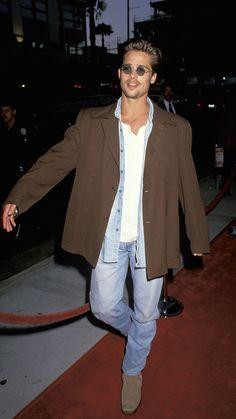 20 Iconic Brad Pitt Style Moments