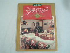 Vintage Family Circle Christmas Treasury by luckyrosiescreations, $6.00