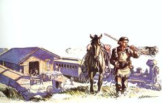 Ken Parker, Red Dead Redemption, Camel, Novels, Cinema, Comics, Film, Gallery, Movie Posters