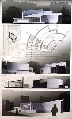 Торгово-выставочный павильон. Примеры работ 2013