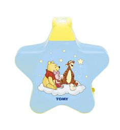 Winnie The Pooh Starry Night Lightshow from #norooni