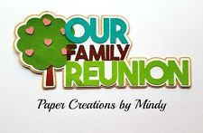 Free shipping on orders over $25 - eBay Paper Creations by Mindy