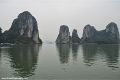 Vietnam - Halong Bay - Misty Wonder of the World