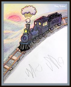 Trains On Pinterest Train Table Train Tracks And Thomas