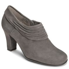 Starring Role Suede Ankle Bootie | Women's Boots | High Heel | Aerosoles