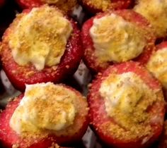Cheesecake Stuffed Strawberries (Divine!!!)