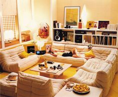 Ecliss Milano - Togo 1973 by Ligne Roset