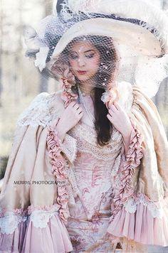 Gorgeous <3 ~ Rococo Inspired ~ Ana Rosa