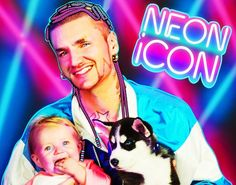 """Riff Raff: """"We Are Getting Special Cases That Glow in the Dark ..."""